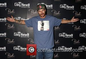 Kevin Federline - Kevin Federline hosts his Fantasy Football Draft Party and performs a DJ set at Crazy Horse III...