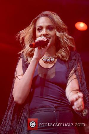 Alesha Dixon - Manchester Gay Pride 2015 - Manchester, United Kingdom - Saturday 29th August 2015