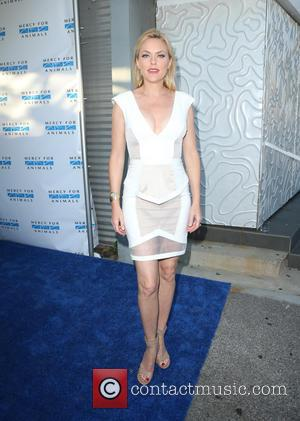Elaine Hendrix - Mercy For Animals Hidden Heroes Gala at Unici Casa in Culver City - Arrivals at Unici Casa...