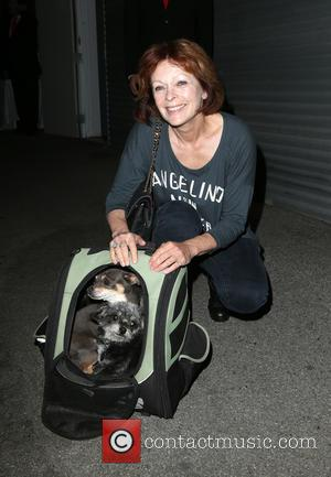 Frances Fisher - Mercy For Animals Hidden Heroes Gala at Unici Casa in Culver City - Arrivals at Unici Casa...