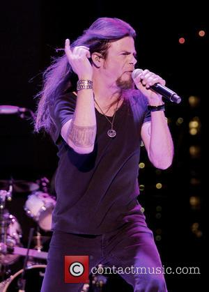 Queensryche - Queensryche perform at The DLVEC at DLVEC - Las Vegas, Nevada, United States - Saturday 29th August 2015