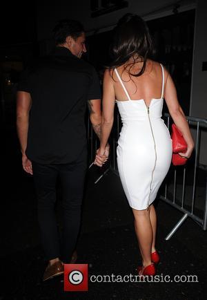 Vicky Pattinson , Stephen Bear - Celebrities at Nu Bar in Loughton, Essex - London, United Kingdom - Saturday 29th...