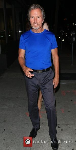 John Savage - Celebrities at Craig's restaurant in West Hollywood - Los Angeles, California, United States - Saturday 29th August...