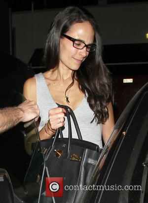 Jordana Brewster - Celebrities at Craig's restaurant in West Hollywood - Los Angeles, California, United States - Saturday 29th August...