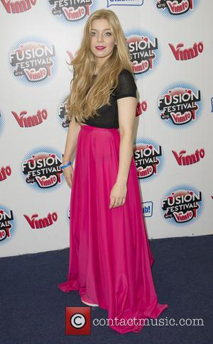 Becky Hill - Becky Hill at Fusion Festival - Longbridge, United Kingdom - Saturday 29th August 2015
