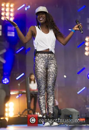 Clean Bandit - Clean Bandit performs at fusion festival - Longbridge, United Kingdom - Saturday 29th August 2015