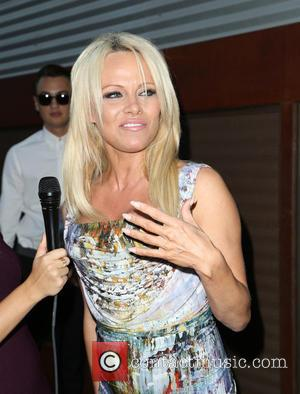 Pamela Anderson And Moby Honour Animal Campaigners