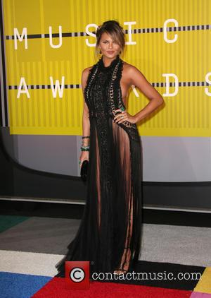 Chrissy Teigen - The 2015 MTV Video Music Awards at The Microsoft Theater at L.A. Live - Los Angeles, California,...
