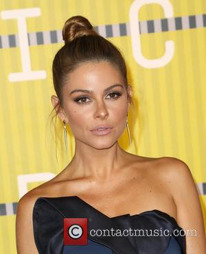 Maria Menounos - Celebrities attend 2015 MTV Video Music Awards at Microsoft Theater. at Microsoft Theater - Los Angeles, California,...