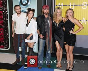 Tish Cyrus, Braison Cyrus, Noah Cyrus, Billy Ray Cyrus and Brandi Cyrus