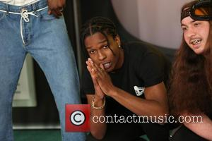 A$AP Rocky - 2015 MTV Video Music Awards (VMA's) at the Microsoft Theater - Arrivals at Microsoft Theater - Los...