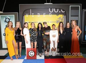 Gigi Hadid, Martha Hunt, Hailee Steinfeld, Cara Delevingne, Selena Gomez, Taylor Swift, Serayah Mcneill, Mariska Hargitay, Lily Aldridge and Karlie Kloss