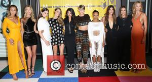 Gigi Hadid, Martha Hunt, Hailee Steinfeld, Cara Delevingne, Selena Gomez, Taylor Swift, Serayah McNeill, Mariska Hargitay, Lily Aldridge , Karlie...