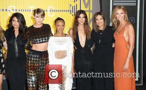 Selena Gomez, Taylor Swift, Serayah Mcneill, Mariska Hargitay, Lily Aldridge and Karlie Kloss
