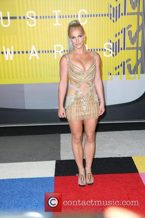 Britney Spears - 2015 MTV Video Music Awards (VMA's) at the Microsoft Theater - Arrivals at Microsoft Theater - Los...