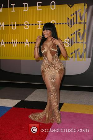 Nicki Minaj - 2015 MTV Video Music Awards (VMA's) at the Microsoft Theater - Arrivals at The Microsoft Theater at...