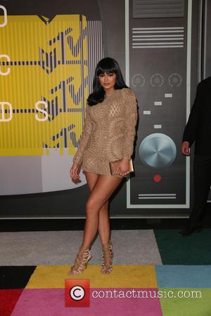 Kylie Jenner - 2015 MTV Video Music Awards (VMA's) at the Microsoft Theater - Arrivals at The Microsoft Theater at...