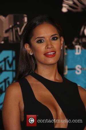 Rocsi Diaz - 2015 MTV Video Music Awards (VMA's) at the Microsoft Theater - Arrivals at The Microsoft Theater at...
