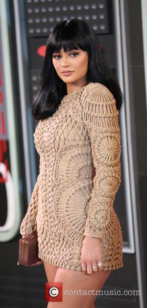 Kylie Jenner - 2015 MTV Video Music Awards (VMA's) at the Microsoft Theater - Arrivals at Microsoft Theater - Los...