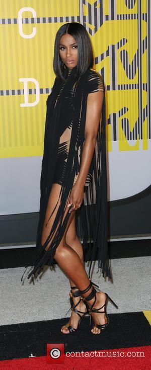 Ciara - 2015 MTV Video Music Awards (VMA's) at the Microsoft Theater - Arrivals at Microsoft Theater - Los Angeles,...