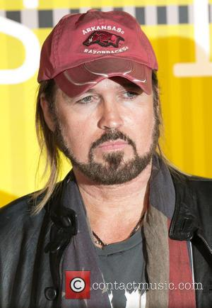 Billy Ray Cyrus - 2015 MTV Video Music Awards (VMA's) at the Microsoft Theater - Arrivals at Microsoft Theater -...
