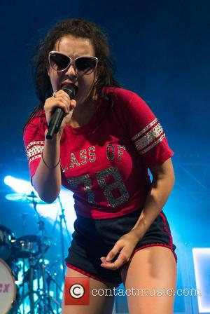 Charli XCX - Leeds Festival 2015 - Day 3 - Performances at Bramham Park, Leeds Festival - Leeds, United Kingdom...
