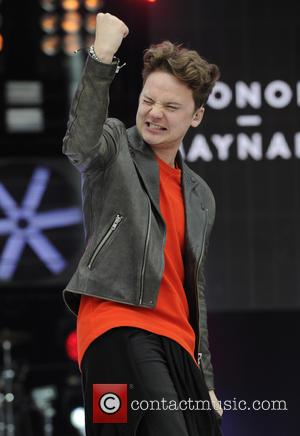 Conor Maynard - Conor Maynard performs live at Fusion Festival with Vimto 2015 at Cofton Park, Birmingham. at Cofton Park...