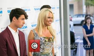 Pamela Anderson , Guests - Celebrities attend Mercy For Animals Hidden Heroes Gala at Unici Casa in Culver City. at...