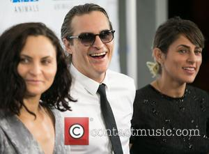 Joaquin Phoenix , Guests - Celebrities attend Mercy For Animals Hidden Heroes Gala at Unici Casa in Culver City. at...