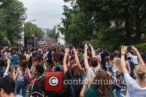 View , Atmosphere - General views of Ladbroke Grove during the Notting Hill Carnival 2015 Children's Day. This year's event...