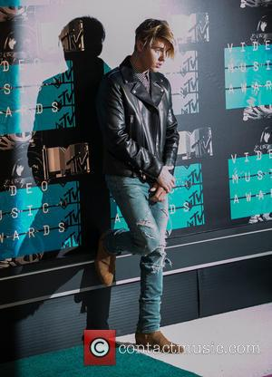 Justin Bieber - Celebrities attend 2015 MTV Video Music Awards at Microsoft Theater. at Microsoft Theater - Los Angeles, California,...