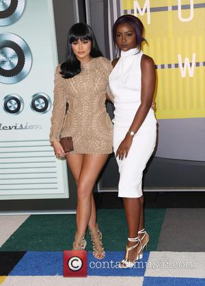 Kylie Jenner , Guest - Celebrities attend 2015 MTV Video Music Awards at Microsoft Theater. at Microsoft Theater - Los...