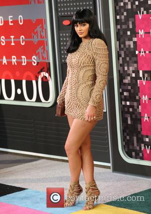 Kylie Jenner - Celebrities attend 2015 MTV Video Music Awards at Microsoft Theater. at Microsoft Theater - Los Angeles, California,...