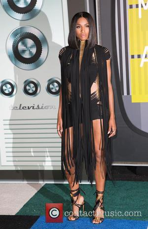 Ciara - Celebrities attend 2015 MTV Video Music Awards at Microsoft Theater. at Microsoft Theater - Los Angeles, California, United...