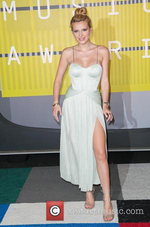 Bella Thorne - Celebrities attend 2015 MTV Video Music Awards at Microsoft Theater. at Microsoft Theater - Los Angeles, California,...
