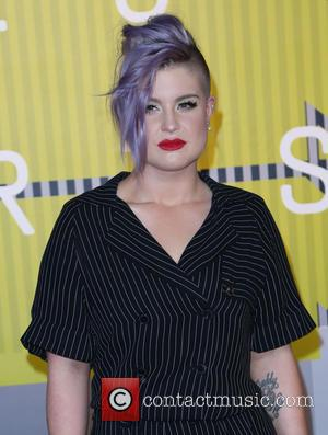 Kelly Osbourne - Celebrities attend 2015 MTV Video Music Awards at Microsoft Theater. at Microsoft Theater - Los Angeles, California,...