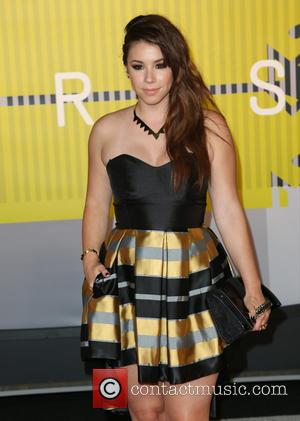 Jillian Rose Reed - Celebrities attend 2015 MTV Video Music Awards at Microsoft Theater. at Microsoft Theater - Los Angeles,...