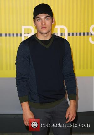 Dylan Sprayberry - Celebrities attend 2015 MTV Video Music Awards at Microsoft Theater. at Microsoft Theater - Los Angeles, California,...