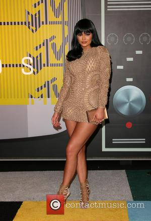 Kylie Jenner - The 2015 MTV Video Music Awards at The Microsoft Theater at L.A. Live - Los Angeles, California,...