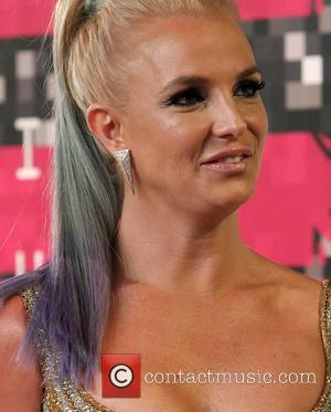 Britney Spears - The 2015 MTV Video Music Awards at The Microsoft Theater at L.A. Live - Los Angeles, California,...