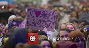 Adam Lambert - Adam Lambert performs at fusion festival making it his first festival appearance - Longbridge, United Kingdom -...