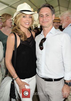 Marla Maples and Jason Binn