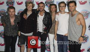 Danny Jones, Dougie Poynter, Harry Judd, James Bourne, Matt Willis and Tom Fletcher