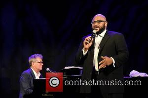 David Foster and Ruben Studdard