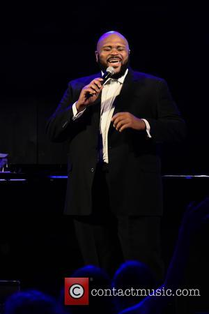 Ruben Studdard - Prostate Cancer Foundation Benefit at The Hamptons at Parrish Arts muesum - Water Mill, New York, United...