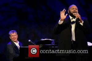 David Foster , Ruben Studdard - Prostate Cancer Foundation Benefit at The Hamptons at Parrish Arts muesum - Water Mill,...