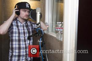 Brian Fuerst - Rapper/Songwriter Brian Fuerst working on his latest song,
