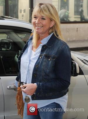 Fern Britton - Fern Britton leaves BBC Radio 2 - London, United Kingdom - Sunday 30th August 2015