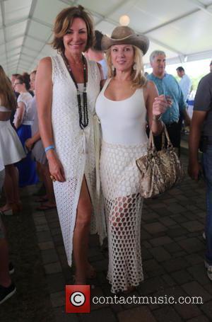 Luanne de Lesseps and Ramona Singer