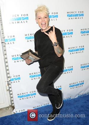 Otep Shamaya - Celebrities attend Mercy For Animals Hidden Heroes Gala at Unici Casa in Culver City. at Unici Casa...